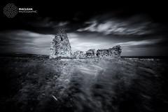 St Helen's Chapel (MacLeanPhotographic) Tags: fujifilm xpro2 sthelenschurch mono blackandwhite longexposure lee09ndgrad lee10xndbigstopper ruin church