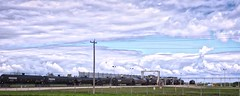 Loading (robinlamb1) Tags: tankcars tankers railway railroad spectraenergy winnipeg loading cloudyday proccor lng