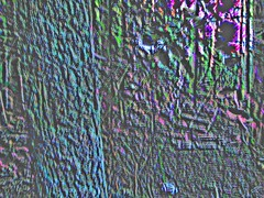 Dying sensor, moire when enlarged (74prof) Tags: novascotia canada hdr creative sensor victoriapark