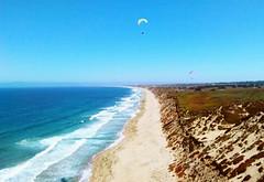 Paragliding, Sand City, Monterey, CA