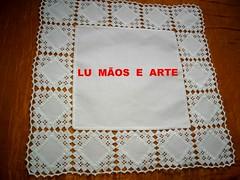 croche-toalha para fogão (Lu mãos e arte) Tags: jogo cozinha croche tecido artes
