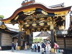 Kyoto, Japan- Nijyo Castle 1 (K_A_I) Tags: kyoto japan travel nijyo castle