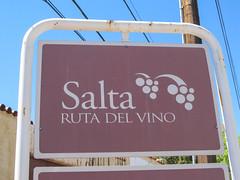 """Cafayate: la route du vin. Nous sommes bien au bon endroit ;) <a style=""""margin-left:10px; font-size:0.8em;"""" href=""""http://www.flickr.com/photos/127723101@N04/28785587114/"""" target=""""_blank"""">@flickr</a>"""