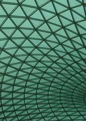 Triangles (Dave Bugden) Tags: uk nv11 england samsungnv11 london britishmuseum patterns triangles roof