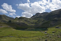 Lac d'Anglas, Barn (G. Pottier) Tags: barn anglas gourette