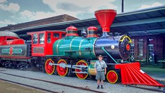 The Chattanooga Choo-Choo and James. DSC03164-01 photo by Jan (James Frazier (Nashville TN)) Tags: chattanooga choo tennessee