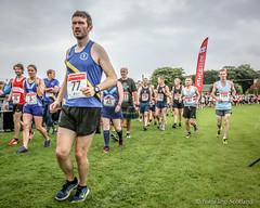 Road Runners (FotoFling Scotland) Tags: bute butehighlandgames event rothesay sport athlete backhold highlandgames isleofbute roadrace roadrunners
