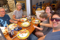 good food! (domit) Tags: lunch ramatuelle france le fil la pate oma opa jay domit isaac