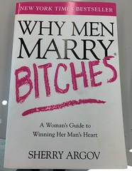 """Or, """"Why 50% of marines end in divorce!"""". (blackthorne56) Tags: divorce end marriages 50 or bitches marry men why"""