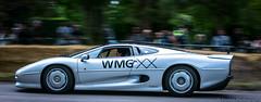 Beaulie supercar weekend (AH-Photography2011) Tags: beaulie beauliesupercar xj220 jaguar