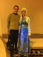 Star Trek  convention 2016-25 (GoFreak Media) Tags: lasvegas startrek star trek convention gofreakmedia data spock klingon thenextgeneration kirk jonjonthephenomenon