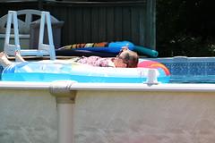 1E7A5395 (anjanettew) Tags: swimming diving kids pool summer fun twins sillykids splashing babypool