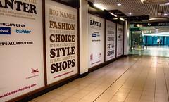St James Centre 03 (allybeag) Tags: stjamescentre edinburgh shoppingcentre shoppingmall leithstreet predemolition emptyshops eerie memories architecture urban city