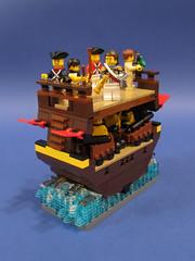 01 (PigletCiamek) Tags: lego masterandcommander aubrey maturin