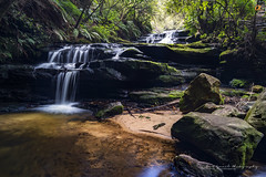 Leura Cascades, near Leura, the Blue Mountains (Nur Ismail Photography) Tags: leuracascades leura bluemountains newsouthwales nsw sony a7rii ilce7rm2 filters nisi touristattraction touristdestination trekking