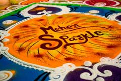 Meher Sparkle - Beautiful Rangoli