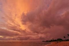 Red Planet (keppet) Tags: sunset haleiwa oahu hawaii