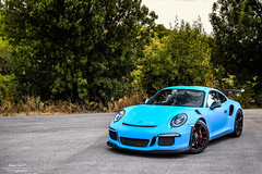 GT3 RS (Alex m.p photography) Tags: porsche 991 gt3 rs car loud akrapovic blue matt like photoshoot