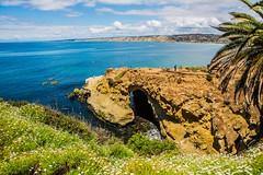 La Jolla (payatz702) Tags: la jolla cave san diego california canon 5d mark iii wow awsome beautiful scenery day ocean view cove 2470mm