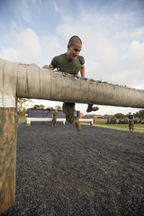 Lima Company  Obstacle Course  Aug. 15, 2016 (MCRD Parris Island, SC) Tags: marines marinecorps usmc recruit parrisisland bootcamp drillinstructor mcrd parris recruitdepot pi pisc mcrdpi recruittraining basictraining drill di graduation grad easternrecruitregion err recruiter sc unitedstates