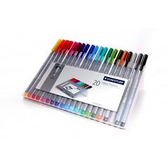 ست روان نویس 20 رنگ استدلر 60000 تومان (www.3DKala.com) Tags: 3dkala ست روان نویس 20 رنگ استدلر 60000 تومان 3dk تریدیکالا