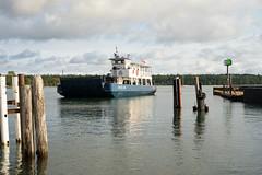 Madeline Island Ferry 20160922-_DSC2961 (POV Heartland) Tags: lake greatlakes lakesuperior apostleislands madelineisland ferry boar water eveninglight sony a2m2 a7ii zeiss carlzeiss loxia