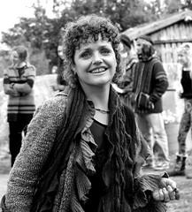 people at ADM festival 2016 (wojofoto) Tags: amsterdam adm festival 2016 people mensen wojofoto wolfgangjosten zwartwit blackandwhite blackwhite vrijplaats girl meisje hair kapsel haar smile happy