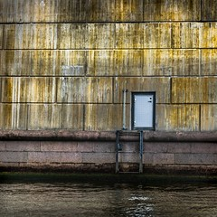 Little Bridge Door (photomatic.se) Tags: ifttt 500px little door bridge sunlight warm golden liljeholmen stockholm sweden