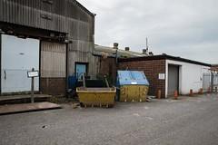 Skip Skip (Number Johnny 5) Tags: skip tamron d750 great decay east industrial desolate dumpster 2470mm yarmouth anglia nikon norfolk mundane