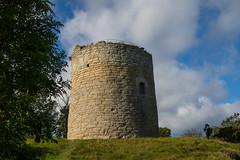 Sundre kastal (Infomastern) Tags: gotland sundre sundrekastal attackfoto attackfoto8 borg tower