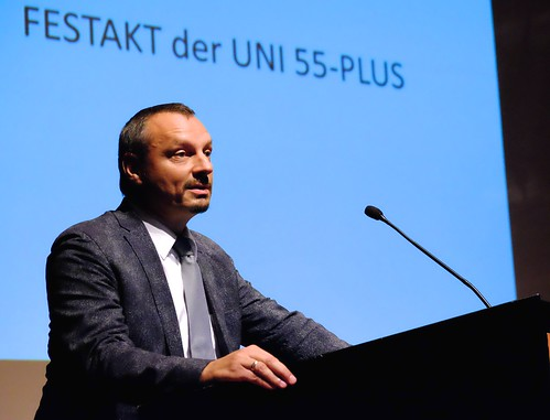 Festakt der Uni 55-PLUS