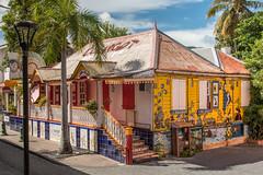 Restaurant franais - Philipsburg - [Sint-Maarten] (Thierry CHARDES) Tags: lescargot restaurant sigma1750mmf28 antilles carabes caribbean paysbas nederland