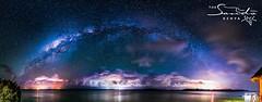 The Milky Way at Chale Island (The Sands Kenya) Tags: beach island kenya africa indian ocean diani