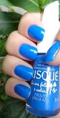 Pirulito Lngua Azul - Risqu (Marli 2011) Tags: risqu euerafelizesabia