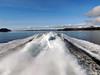 scia (chiarafratocchi) Tags: acqua water schiuma cielo fiordo norvegia norway