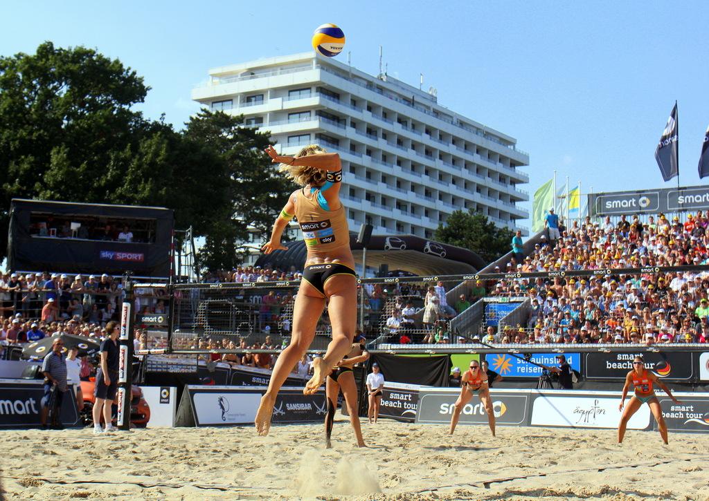 deutsche beachvolleyball meisterschaft