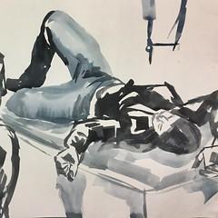 Mara Paula (lauramurillom) Tags: dessin drawing dibujo disegno tinta encre ink