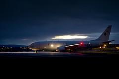 """Trident 31"" (TayportTT) Tags: air aircraft aviation airliner airport airline airlines trident p8a p8 poseidon raf raflossiemouth egqs flying flight departure departing"