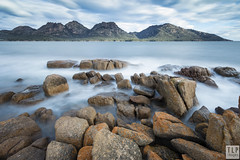 The Hazards (TLP images) Tags: tlpimages tasmania discovertasmania freycinetnationalpark thehazards colesbay canon canonaustralia canonefs1022mmf3545usm longexposure formatthitech irnd 16stops tasmaniaroadtripoctober2016