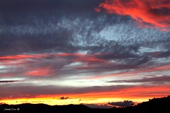 """Pintar"" o cu (antoninodias13) Tags: anoitecer cu nuvens tonalidades silncios silhuetas ambiente rural passeios douro dourovinhateiro douropatrimniomundial miradouro riodouro barcos rabelos regiodemarcadadodouro tabuao portugal socalcos encostas vinhodoporto vinhas"