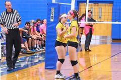 IMG_9969 (SJH Foto) Tags: girls volleyball high school lampeterstrasburg lampeter strasburg solanco team tween teen east teenager varsity substitution sub rotation