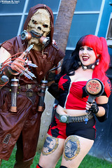 IMG_7654 (willdleeesq) Tags: cosplay cosplayer cosplayers lbcc lbcc2016 longbeachcomiccon longbeachcomiccon2016 longbeachconventioncenter dccomics harleyquinn scarecrow