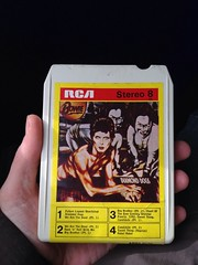 Dogs on 8 track (looper23) Tags: uk england music david london dogs bowie track album may 8 diamond stereo record cassette rca 2013 uploaded:by=flickrmobile flickriosapp:filter=nofilter