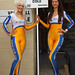 James Cole's Grid Girls