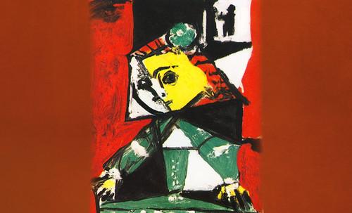 """Meninas, iconósfera de Diego Velazquez (1656), estudio de Francisco de Goya y Lucientes (1778), paráfrasis y versiones Pablo Picasso (1957). • <a style=""""font-size:0.8em;"""" href=""""http://www.flickr.com/photos/30735181@N00/8746867113/"""" target=""""_blank"""">View on Flickr</a>"""