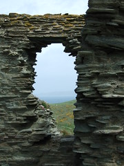View (andyspex) Tags: castle tintagel cornwallenglishheritage