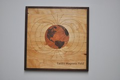 magnetic_field (Woodscientist) Tags: science fields woodworking magnetic