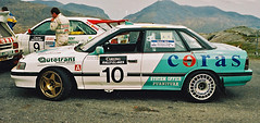 Killarney rally of the lakes 1994 (Aidophoto) Tags: ireland nikon action rally kerry subaru nikkor sti rs legacy rallye motorsport prodrive rallying killarneyrallyofthelakes1994