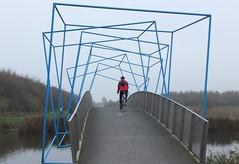 brug Balijbos (Gerard Stolk (retour de l'Occitane)) Tags: zoetermeer brug balijbos marijkedegoey