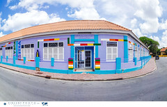 Building of the former St. Albertus College now home to Kura di Arte, a school for young performing arts in the Pietermaai District in the city of Willemstad in Curacao. (Vincent Demers - vincentphoto.com) Tags: abcislands amriquedusud antilles antillesnerlandaises architecture architecturecoloniale artschool building btiment carabes caribbean caribbeanisland college colonialarchitecture colorful color colourful curacao curaao destinationdevoyage destinationtouristique dutchcaribbean dutchcaribbeanisland historicpietermaaidistrict iledescarabes kingdomofthenetherlands kurdiarte multicolored multicolore neighborhood netherlandsantilles palmtree palmier photodevoyage photographiedevoyage pietermaai pietermaaidistrict quartier quartierpietermaai royaumedespaysbas school southamerica stalbertuscollege tourism tourisme travel traveldestination travellocation travelphoto travelphotography trip voyage willemstad cole coledart cw